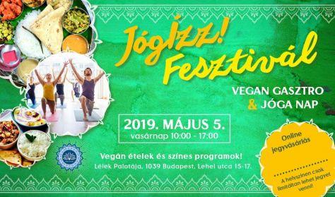JógÍzz! Fesztivál - Vegán gasztró & jóga nap