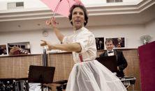 MANÓ koncert IV. Zene és Kép - a zene vizuális megnyilvánulása,hangszerek megjelenései