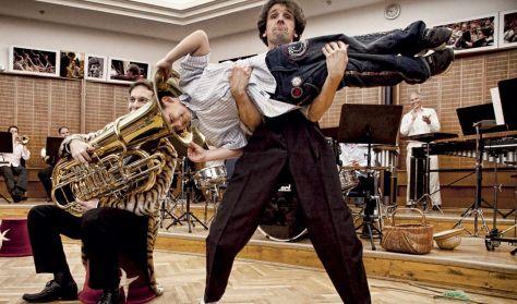 MANÓ koncert V. Zene és Mozgás - zenei ritmusok,és a mozdulatok összhangja,történetek mozdulatokkal