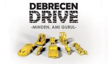 Debrecen Drive gyerek napijegy