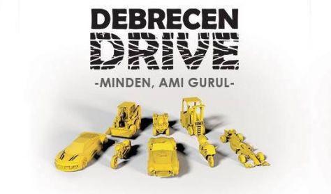 Debrecen Drive felnőtt napijegy