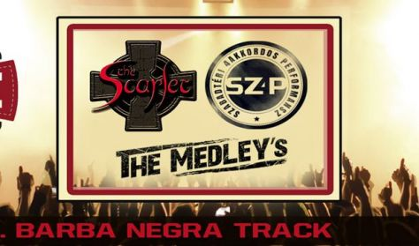 The Scarlet - Sz4P - The Medley's