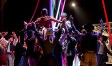 KÖRHINTA - színmű egy részben - A Nemzeti Színház és a Magyar Nemzeti Táncegyüttes közös produkciója