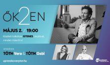 ŐK2EN - Talk-show Istenes Lászlóval - Vendég: Tóth Gabi és Tóth Vera