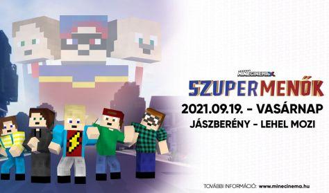 MineCinema Jászberény - VIP jegy