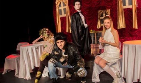 Vili, a vega vámpír - Pódium Színház