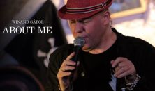 Winand Gábor - About me (jegyek a helyszínen)