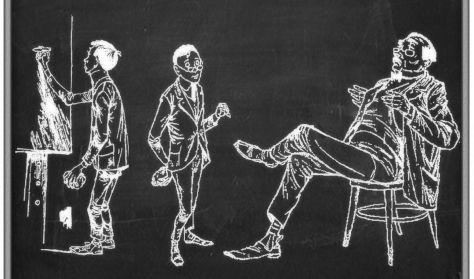 Tanár bá' kérem, a Gödöllői Fiatal Művészek Egyesületének előadása