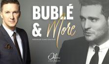Koncert+Tapas tál: Bublé and More – Gájer Bálint koncertje