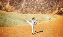 Minden jó, ha a vége flow - Napindító jóga Jordán Adéllal