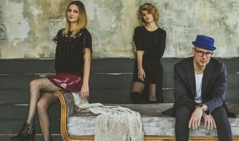 SZILÁRD PIANO PROJEKT - Galambos Dorina, Kiss Flóra