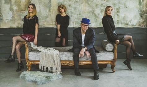 SZILÁRD PIANO PROJEKT - Galambos Dorina, Kiss Flóra & Schoblocher Barbara
