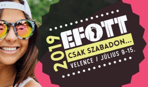 EFOTT Fesztivál - Napijegy