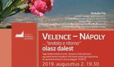 Velence-Nápoly olasz dalest