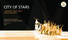 Budapest Show Kórus koncertje