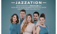 Jazzation: Dániai koncert a Jókai Klubban