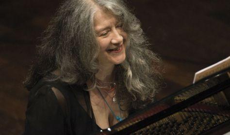 Liszt Ferenc Kamarazenekar, Martha Argerich (zongora), Vez. Takács-Nagy Gábor