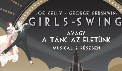 """GIRLS - SWING """"Tánc az életünk"""""""
