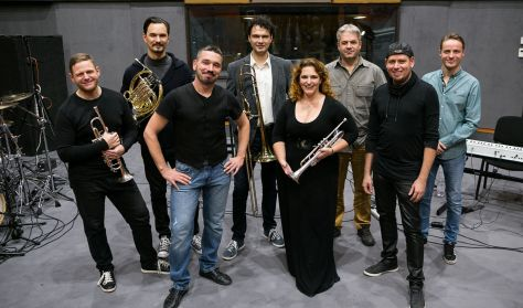 Hegyvidéki Smooth Jazz Klub: Fourtissimo Jazz Orchestra