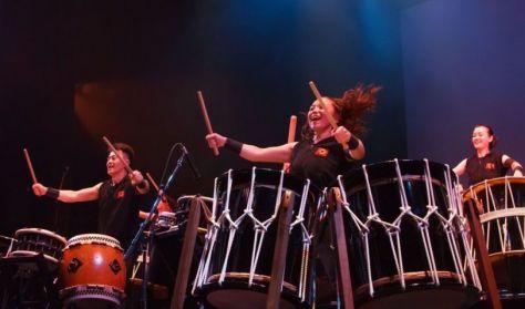 Wadaiko – japándob-koncert / A japán–magyar diplomáciai kapcsolatok 150. évfordulójára