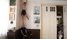 Trojka Színházi Társulás: Silence Book - fizikai színházi képek kezdőknek és haladóknak -
