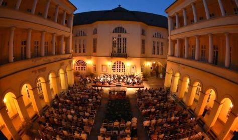 Concerto Nyárestek II. - Mozart: Figaró házassága-nyitány/C-dúr kettősverseny/g-moll szimfónia