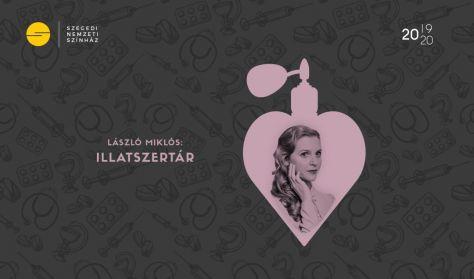 László Miklós: Illatszertár