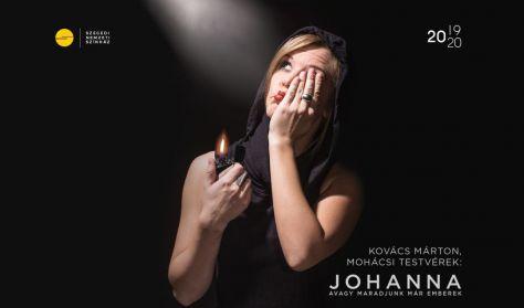 Kovács Márton - Mohácsi testvérek: Johanna