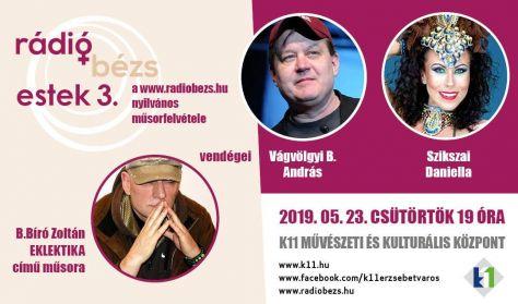 Rádió BÉZS - nyilvános műsorfelvétel 3.