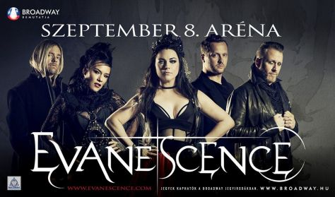 Evanescence - Meet & Greet & Soundcheck Packages