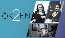 ŐK2EN - Talk-show Istenes Lászlóval - Vendég: Balázs Andrea és Árpa Attila