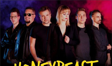Honeybeast koncert