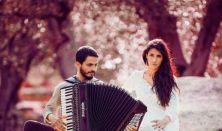 Rachele Andrioli & Rocco Nigro / Mimmo Epifani & The Barbers / EURÓPAI HIDAK 2019