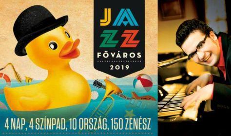 IV. JAZZFŐVÁROS Fesztivál 2019 - Bérlet