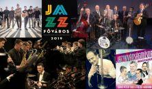 IV. JAZZFŐVÁROS Fesztivál 2019 -  Szombati napijegy