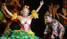 Operettvarázs, gálakoncert az operett csillagaival