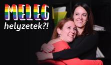 Budapest Pride - Impróka/ qLit: Meleg helyzetek?!