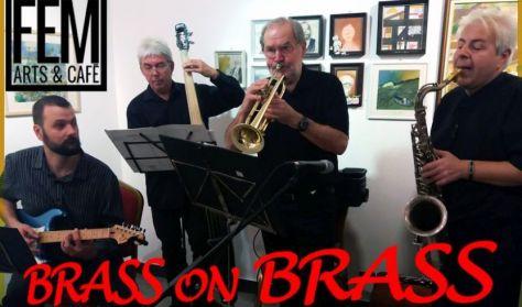 Brass On Brass Dixieland