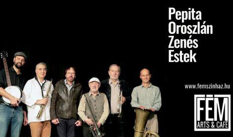 Brass On Brass Dixieland Band- PEPITA100