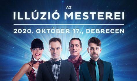 Az Illúzió Mesterei Debrecenben 2020