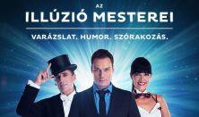 Az Illúzió Mesterei Debrecenben
