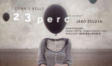 Dennis Kelly: 23 PERC