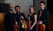 Classicus Quartet: Das Wohltemperierte Streichquartett VI. – 'Esz'