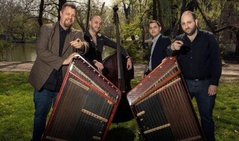 Sambucus fesztivál - megnyitó - Cimbalom Brothers koncert