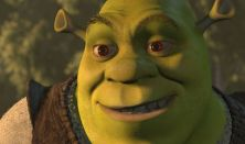 Rózsakert Szabadtéri MOZI - Shrek