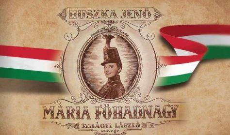 Mária főhadnagy operett