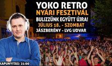 Yoko Retro Nyári Fesztivál