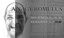 Friedrich Dürrenmatt: A nagy Romulus