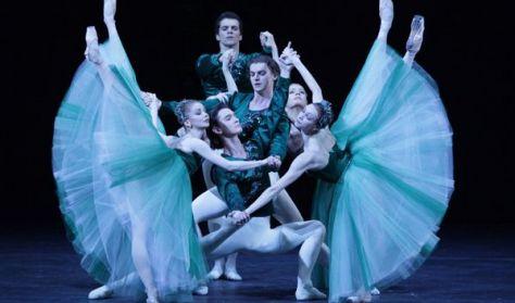 Bolsoj Balett 2019/2020 - Fauré, Sztarvinszkij, Cajkovszkij: Ékszerek