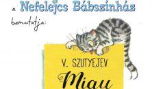 Vidám mesék (Miau)-bábjáték
